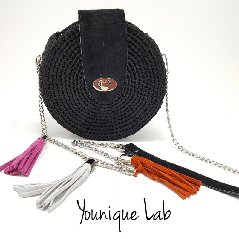 Κιτ Round Bag by Younique Lab