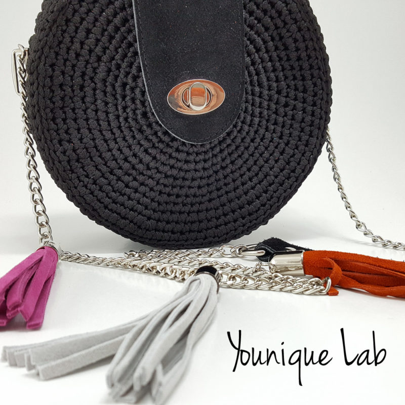 Κιτ Round Bag by Younique Lab b