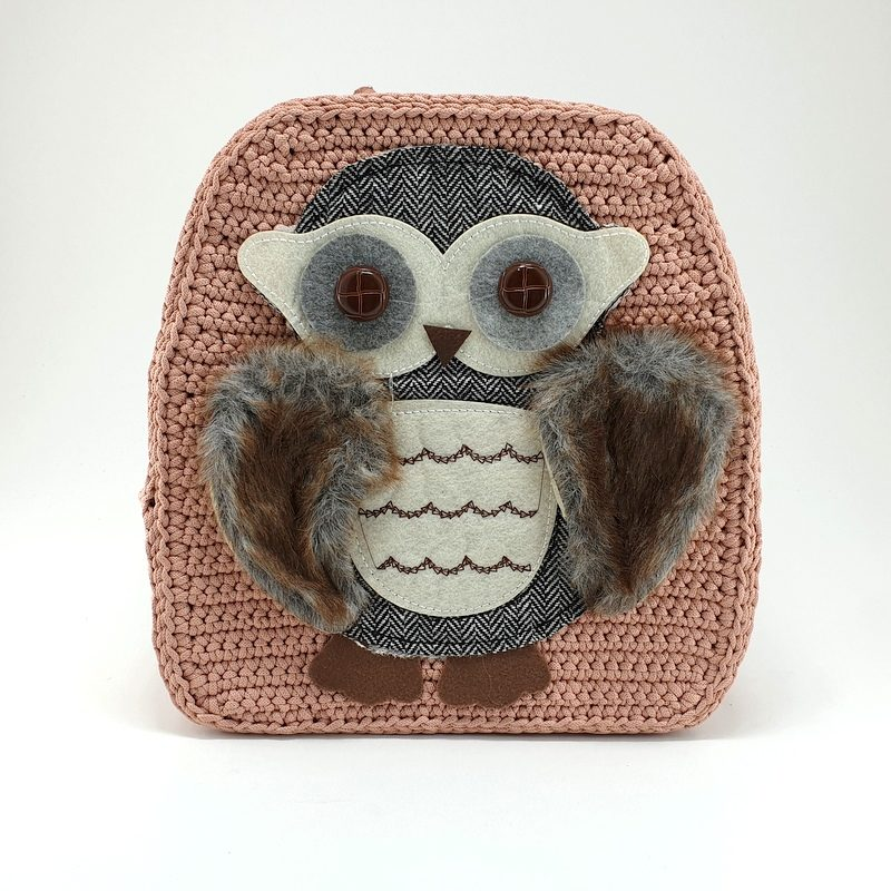 Pink Owl backpack kit by Younique Lab ay