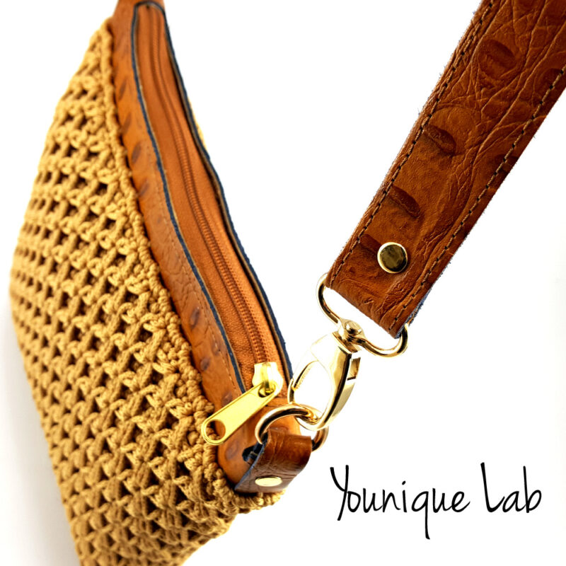 Zipper 20 εκ. L9 by Younque Lab 2