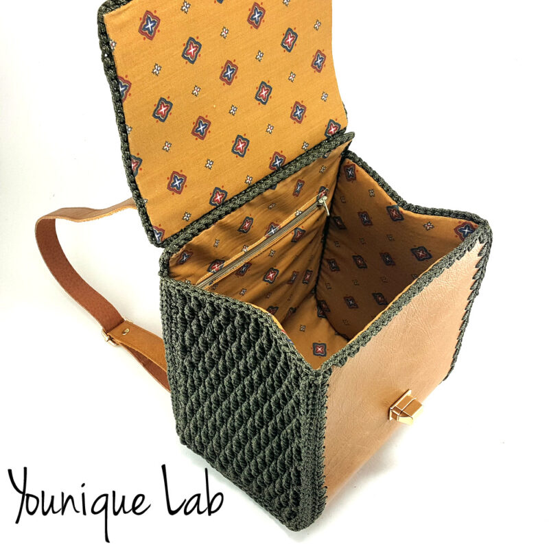 Mini Backpack by Younique Lab 2